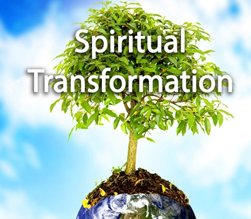 Are you going through a spiritual transformation?